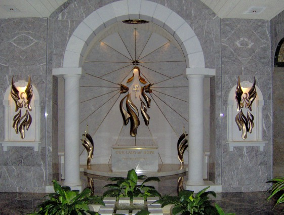 Basilica of the National Shrine of the Immaculate Conception - Our Lady of Hope Chapel